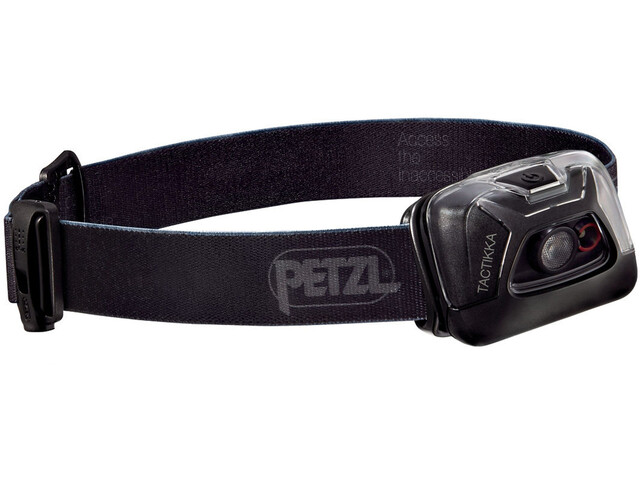 Petzl Tactikka Headlamp black